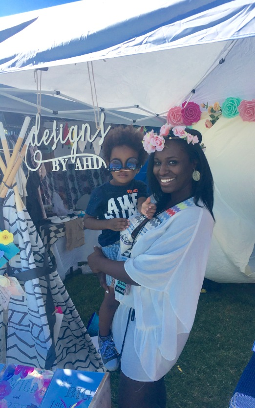 Adaria Designs by ahd at Babychella