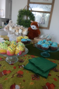 Wild and Free Party Dessert Table
